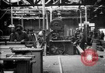 Image of Aircraft being constructed at  German Albatros factory Berlin Germany, 1917, second 54 stock footage video 65675051130