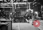 Image of Aircraft being constructed at  German Albatros factory Berlin Germany, 1917, second 55 stock footage video 65675051130