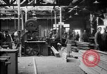 Image of Aircraft being constructed at  German Albatros factory Berlin Germany, 1917, second 56 stock footage video 65675051130