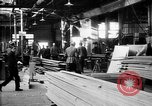Image of Aircraft being constructed at  German Albatros factory Berlin Germany, 1917, second 60 stock footage video 65675051130