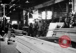 Image of Aircraft being constructed at  German Albatros factory Berlin Germany, 1917, second 61 stock footage video 65675051130
