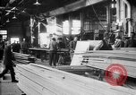 Image of Aircraft being constructed at  German Albatros factory Berlin Germany, 1917, second 62 stock footage video 65675051130