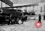 Image of aircraft testing Germany, 1918, second 40 stock footage video 65675051131