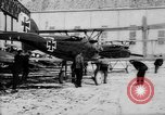 Image of aircraft testing Germany, 1918, second 43 stock footage video 65675051131