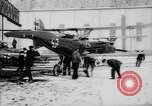 Image of aircraft testing Germany, 1918, second 44 stock footage video 65675051131