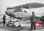 Image of aircraft testing Germany, 1918, second 58 stock footage video 65675051131