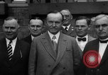 Image of President Calvin Coolidge United States USA, 1926, second 13 stock footage video 65675051139
