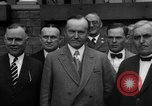 Image of President Calvin Coolidge United States USA, 1926, second 14 stock footage video 65675051139