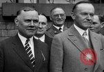 Image of President Calvin Coolidge United States USA, 1926, second 15 stock footage video 65675051139