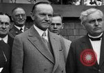 Image of President Calvin Coolidge United States USA, 1926, second 19 stock footage video 65675051139