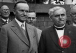 Image of President Calvin Coolidge United States USA, 1926, second 20 stock footage video 65675051139