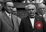 Image of President Calvin Coolidge United States USA, 1926, second 22 stock footage video 65675051139