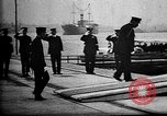 Image of Emperor Hirohito reviews Japanese Navy Yokohama Japan, 1927, second 17 stock footage video 65675051155