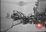 Image of Emperor Hirohito reviews Japanese Navy Yokohama Japan, 1927, second 41 stock footage video 65675051155