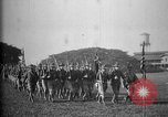 Image of Philippine Division troops parade Rizal Philippine Islands, 1928, second 42 stock footage video 65675051156