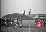 Image of Philippine Division troops parade Rizal Philippine Islands, 1928, second 52 stock footage video 65675051156