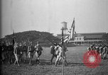 Image of Philippine Division troops parade Rizal Philippine Islands, 1928, second 53 stock footage video 65675051156