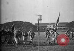 Image of Philippine Division troops parade Rizal Philippine Islands, 1928, second 54 stock footage video 65675051156