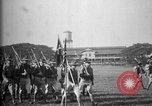 Image of Philippine Division troops parade Rizal Philippine Islands, 1928, second 56 stock footage video 65675051156