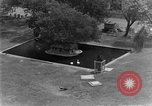 Image of Brackenridge Park San Antonio Texas USA, 1928, second 42 stock footage video 65675051160