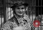 Image of fur fashions New York City USA, 1935, second 19 stock footage video 65675051172