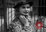 Image of fur fashions New York City USA, 1935, second 20 stock footage video 65675051172