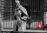 Image of fur fashions New York City USA, 1935, second 22 stock footage video 65675051172