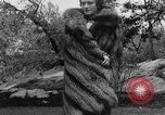 Image of fur fashions New York City USA, 1935, second 35 stock footage video 65675051172