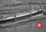 Image of SS France France, 1960, second 6 stock footage video 65675051177