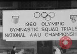 Image of athletes New York United States USA, 1960, second 7 stock footage video 65675051194