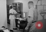 Image of preflight physical checkup United States USA, 1962, second 6 stock footage video 65675051196