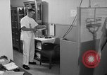 Image of preflight physical checkup United States USA, 1962, second 21 stock footage video 65675051196