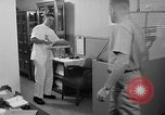 Image of preflight physical checkup United States USA, 1962, second 22 stock footage video 65675051196