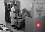 Image of preflight physical checkup United States USA, 1962, second 27 stock footage video 65675051196