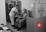 Image of preflight physical checkup United States USA, 1962, second 32 stock footage video 65675051196
