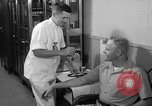 Image of preflight physical checkup United States USA, 1962, second 36 stock footage video 65675051196