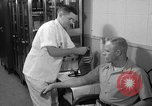 Image of preflight physical checkup United States USA, 1962, second 39 stock footage video 65675051196