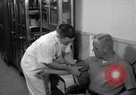 Image of preflight physical checkup United States USA, 1962, second 41 stock footage video 65675051196