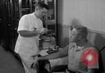 Image of preflight physical checkup United States USA, 1962, second 50 stock footage video 65675051196