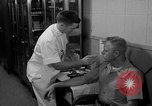 Image of preflight physical checkup United States USA, 1962, second 53 stock footage video 65675051196