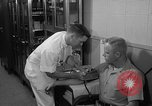 Image of preflight physical checkup United States USA, 1962, second 61 stock footage video 65675051196
