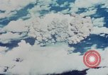 Image of nuclear explosions Pacific Proving Grounds, 1946, second 40 stock footage video 65675051247