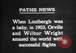 Image of Wright Brothers United States USA, 1904, second 18 stock footage video 65675051256