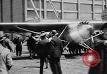 Image of Charles Lindbergh Europe, 1927, second 5 stock footage video 65675051260