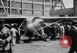 Image of Charles Lindbergh Europe, 1927, second 8 stock footage video 65675051260