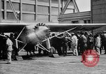Image of Charles Lindbergh Europe, 1927, second 9 stock footage video 65675051260