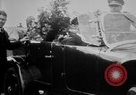 Image of Charles Lindbergh Europe, 1927, second 58 stock footage video 65675051260