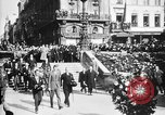 Image of Charles Lindbergh Europe, 1927, second 7 stock footage video 65675051261