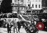 Image of Charles Lindbergh Europe, 1927, second 8 stock footage video 65675051261