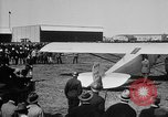 Image of Charles Lindbergh Europe, 1927, second 24 stock footage video 65675051261